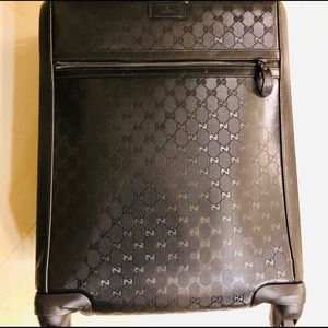 Gucci Roller Carry-On Suitcase
